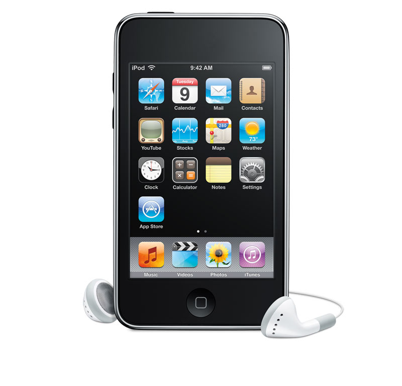Amazon.com: Apple iPod touch 8 GB 3rd Generation (Discontinued by
