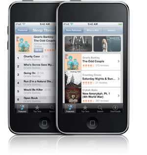 Amazon.com: Apple iPod touch 8 GB (2nd Generation) (Discontinued by ...
