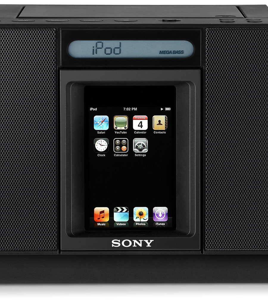 sony player dock radio cd player boombox zs s4ip ebay. Black Bedroom Furniture Sets. Home Design Ideas