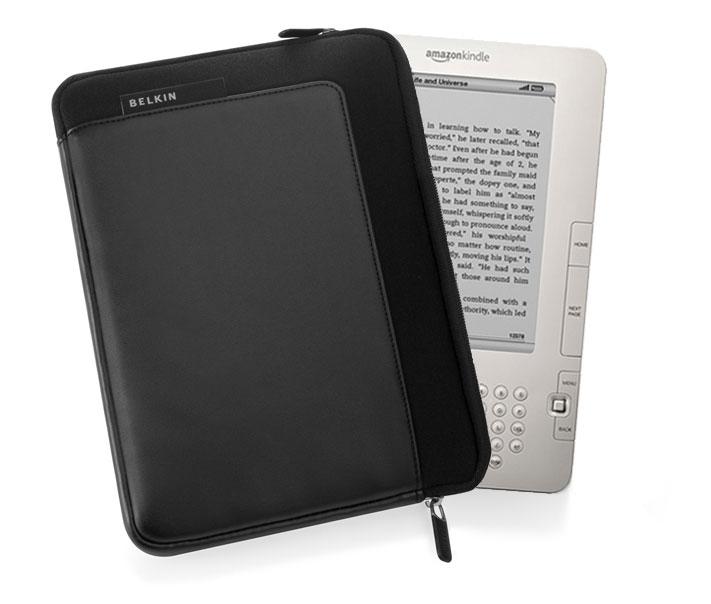 "Amazon.com: Belkin Neoprene Kindle Case (Fits 6"" Display"
