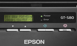 Driver for Epson WorkForce Pro GT-S80 Scanner