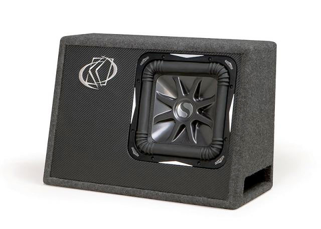 Amazon.com: Kicker 08VS12L72 Solo-Baric L7 12-Inch 2-Ohm