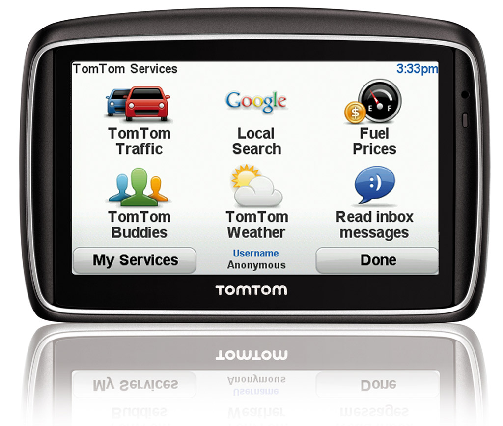 tomtom go 740 live 4 3 inch widescreen portable live internet connected gps. Black Bedroom Furniture Sets. Home Design Ideas