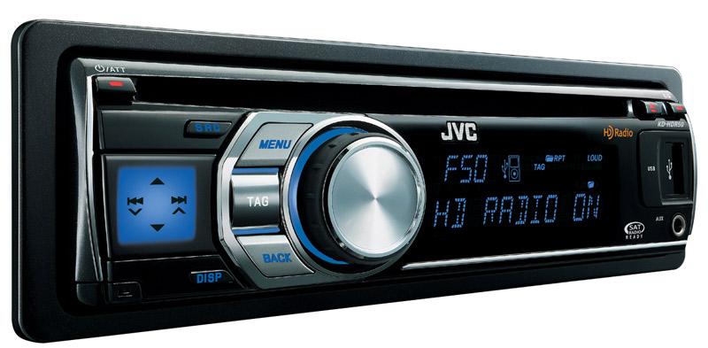 amazon com jvc kd hdr50 30k color illumination single din hd radio rh amazon com Radio JVC KS 125 JVC Car Radio