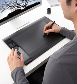Wacom Intuos4 Tablet 64x