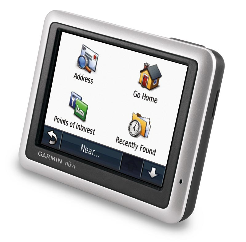 garmin n vi 1200 3 5 inch portable gps navigator with touch screen ebay. Black Bedroom Furniture Sets. Home Design Ideas