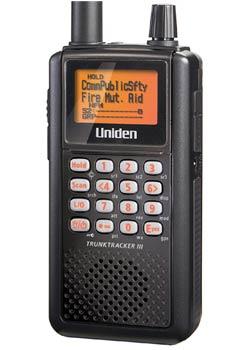amazon com uniden handheld trunktracker iii analog police scanner rh amazon com Uniden Bearcat Uniden TrunkTracker III BC346XT