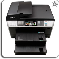 New Driver: Brother MFC-6890CDW Printer/Scanner