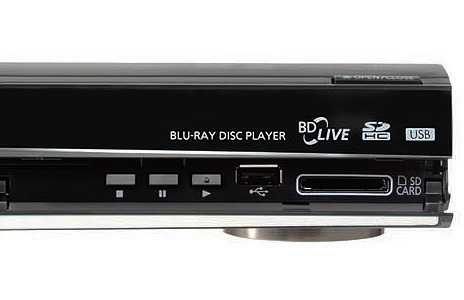 Panasonic DMP-BD60P Blu-ray Player Drivers (2019)
