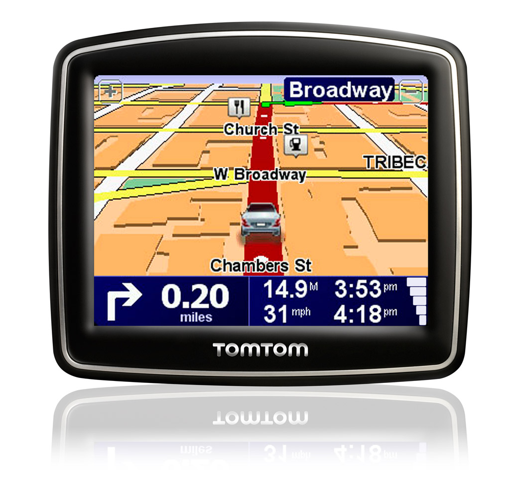 tomtom one 140 3 5 inch portable gps navigator. Black Bedroom Furniture Sets. Home Design Ideas