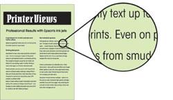 Printer View