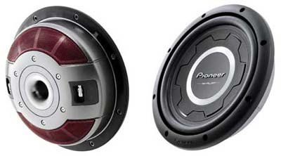 amazoncom pioneer ts sws   shallow step   subwoofer discontinued