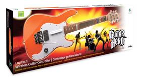 Amazon.com: Logitech Xbox 360 Wireless Guitar Controller