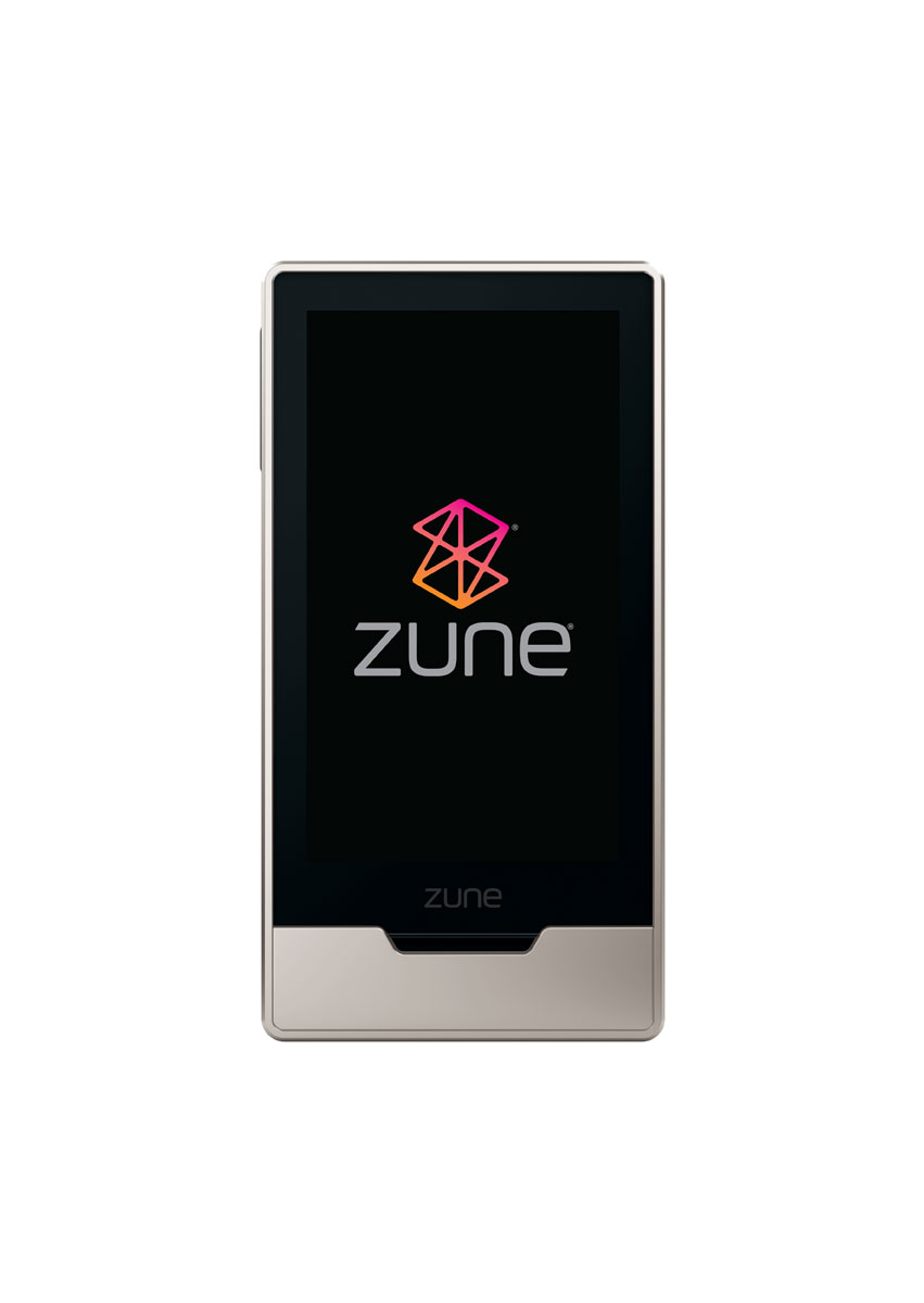 Microsoft zune wireless music player the register - Click To Enlarge
