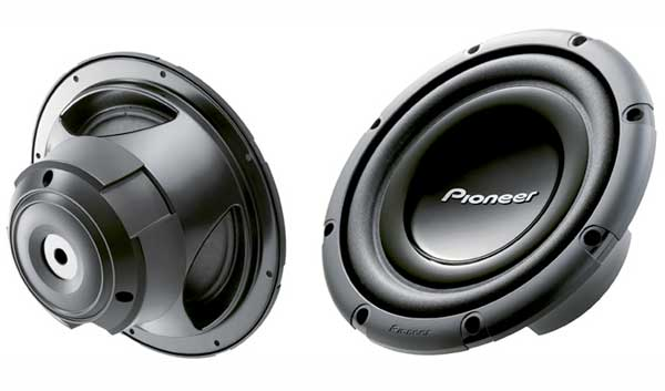 pioneer speakers subwoofer. ts-w253r features pioneer speakers subwoofer 5