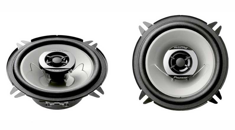 Inch  Way Car Speakers