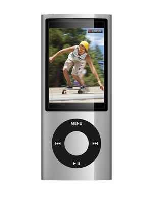 Apple iPod nano 5th Generation 5G (With Camera)