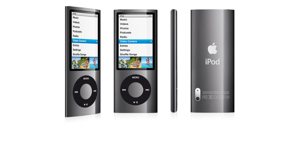 amazon com apple ipod nano 8 gb 5th generation black rh amazon com ipod nano 7th gen manual pdf iPod Nano 6th Gen