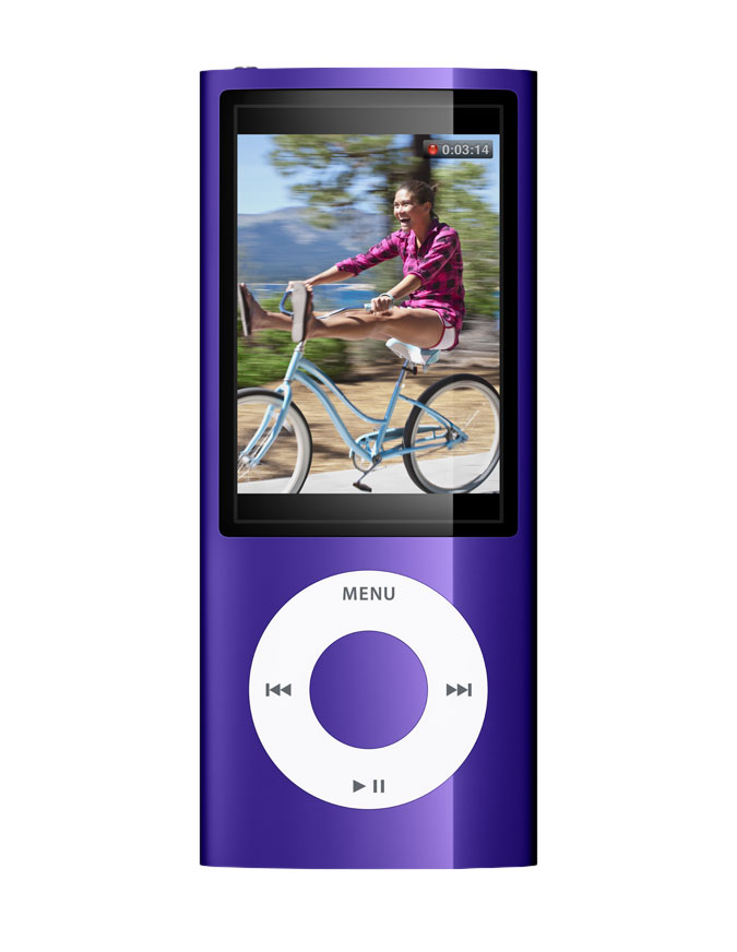 apple ipod nano 8 gb purple 5th generation. Black Bedroom Furniture Sets. Home Design Ideas