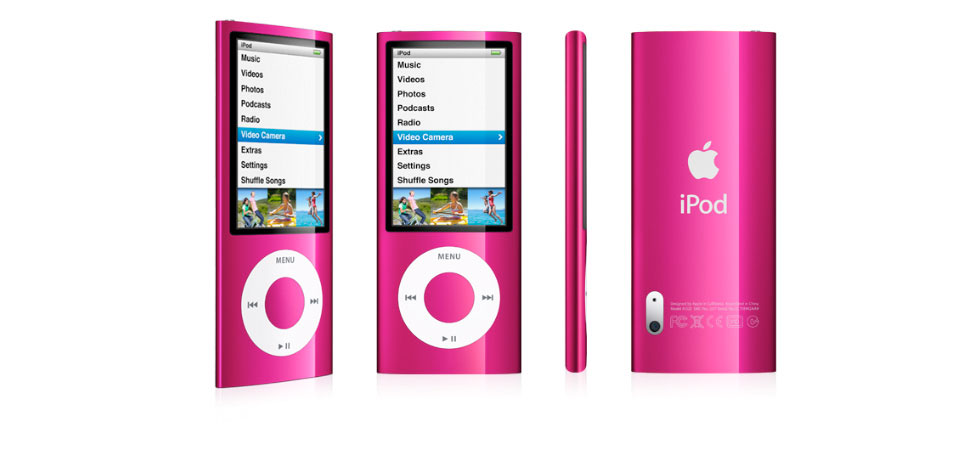 Amazon. Com: apple ipod nano 16 gb 5th generation (pink.