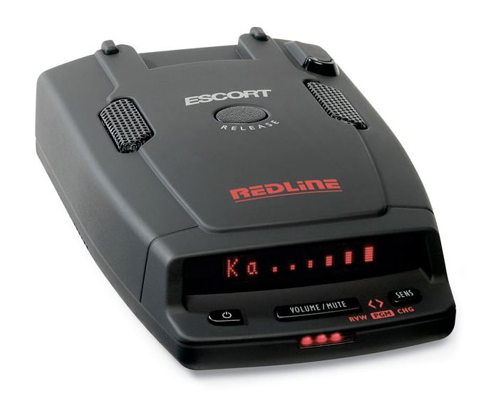 Amazon.com: Escort RedLine 0100025-1 Radar Detector: Car