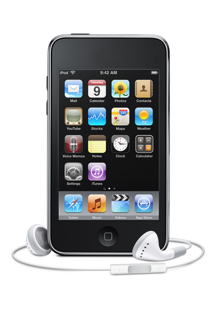 Ipod touch? Clothes? What to buy?