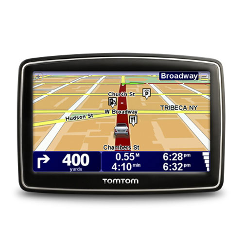 tomtom xxl 540s 5 inch widescreen portable gps. Black Bedroom Furniture Sets. Home Design Ideas