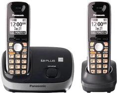 Panasonic KX-TG6512B phone
