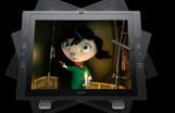 ...презентация интерактивного дисплея на Adobe Creative Future 2010.