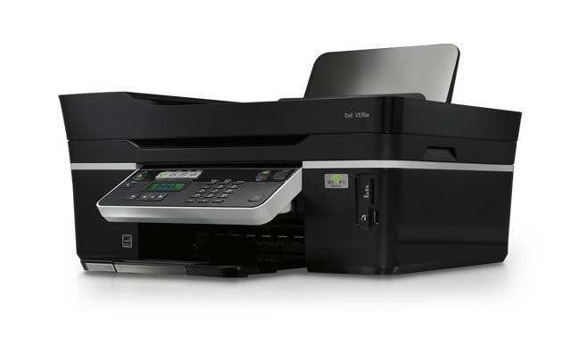 amazon com dell all in one wireless printer v515w electronics rh amazon com Dell V525w Printer All in One Printer for Dell V515w Printer Head