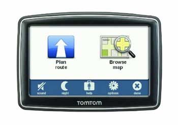 tomtom xl 350 4 3 inch portable gps navigator cell phones accessories. Black Bedroom Furniture Sets. Home Design Ideas