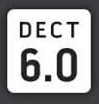 This is the DECT6.0 logo