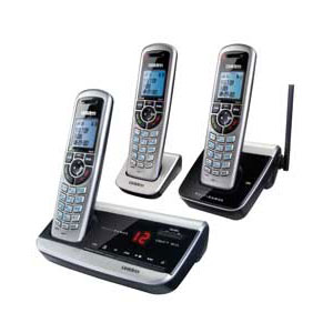 This is a picture of the DECT3380-R angled