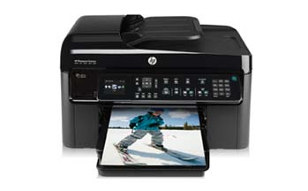 HP Photosmart Premium Fax e-All-in-One Front View