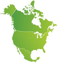 lifetime map updates covers maps of us canada and mexico and updates only the regions that are pre installed on the device