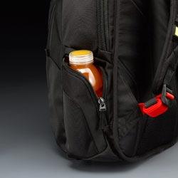 Exterior Side Pockets
