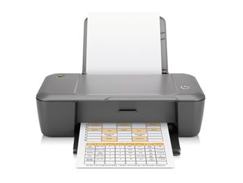 HP Deskjet 1000 Front View