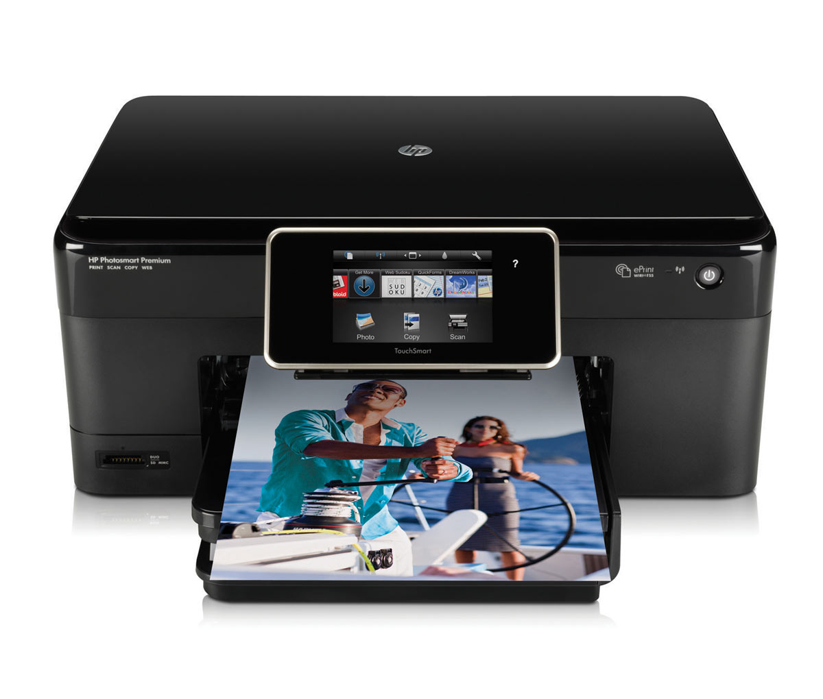 HP Printers Using the HP Smart App Android Apple iOS