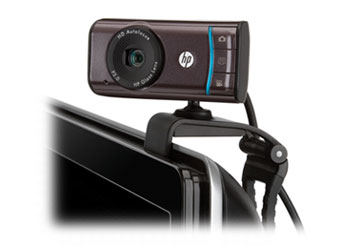 Amazon.com: HP Webcam HD-3110-720P Autofocus Widescreen