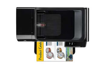 HP Officejet 7500A Wide Format e-All-in-One Top View