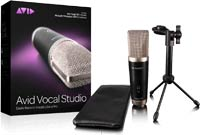 M audio vocal studio