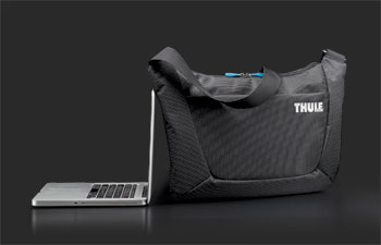 Amazon.com: Thule Crossover Sling Messenger Bag-Black, 18.7 x 14 x ...