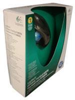 Logitech Wireless Trackball M570 Packaging zasnova