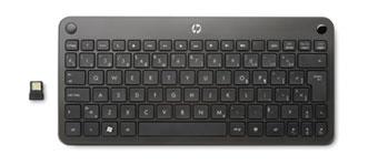 HP Wireless Mini Keyboard