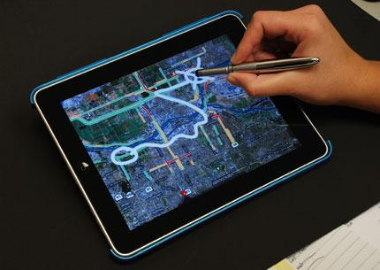 iPad Stylus Application Uses