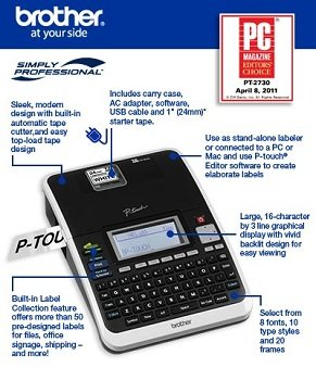 BROTHER P TOUCH 2730 DRIVER FOR WINDOWS