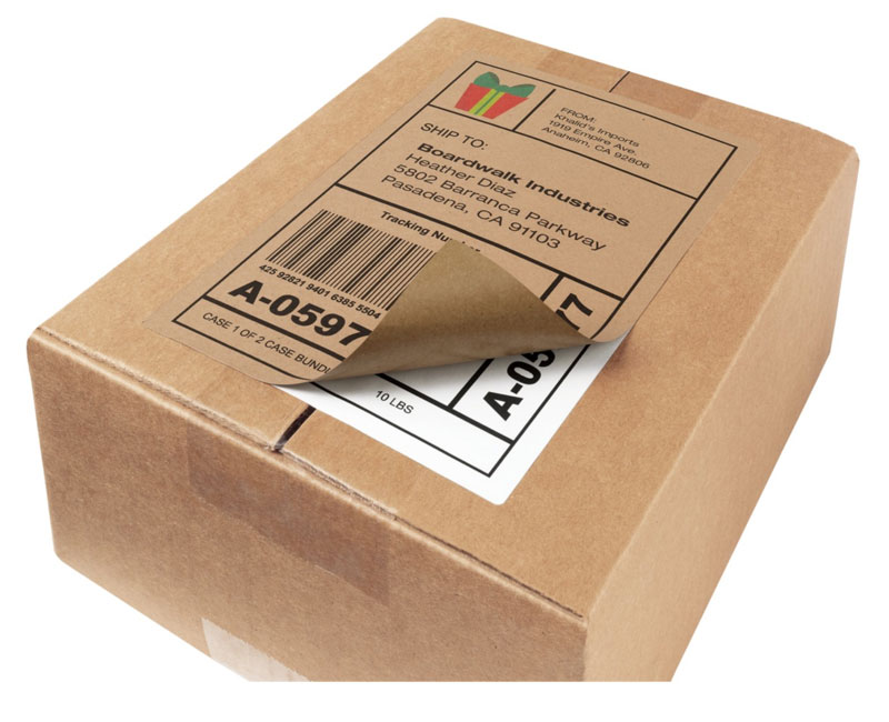 Box Label: Amazon.com: Avery Internet Shipping Labels, Ink Jet And
