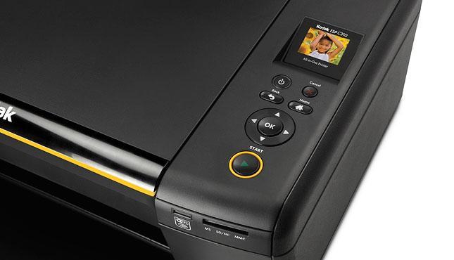 kodak all-in-one printer home center software  windows 7
