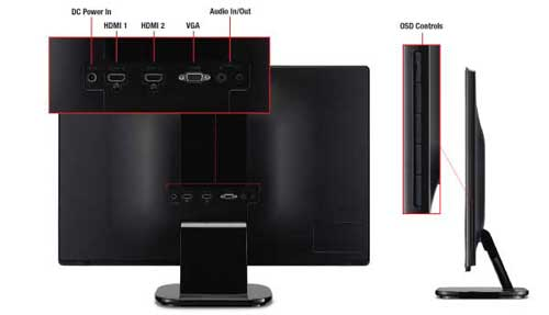 Schematic Diagram Viewsonic 1564a Monitor