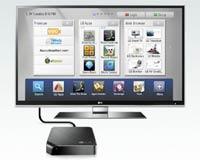 LG ST600 Smart TV Upgrader Connected